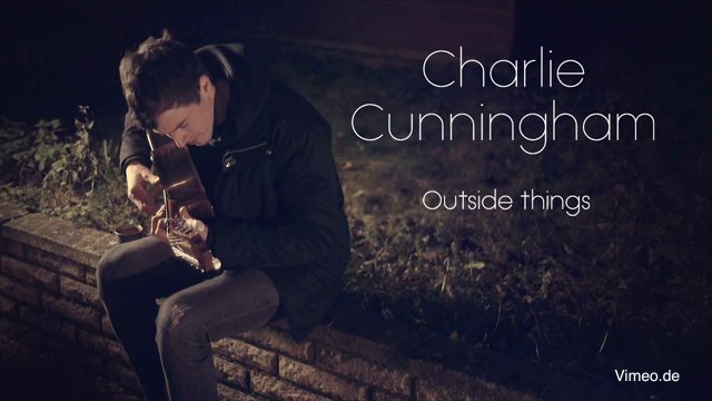 Charlie Cunningham Outside Things EP