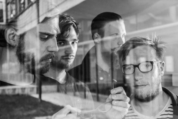 Bergfilm - Open Home EP