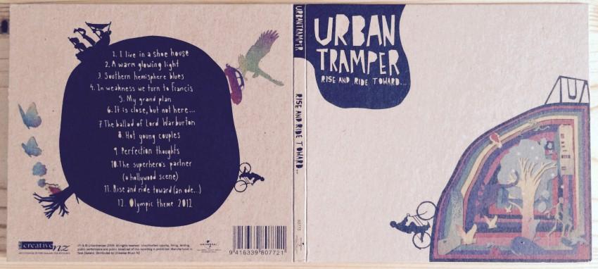 Urbantramper album