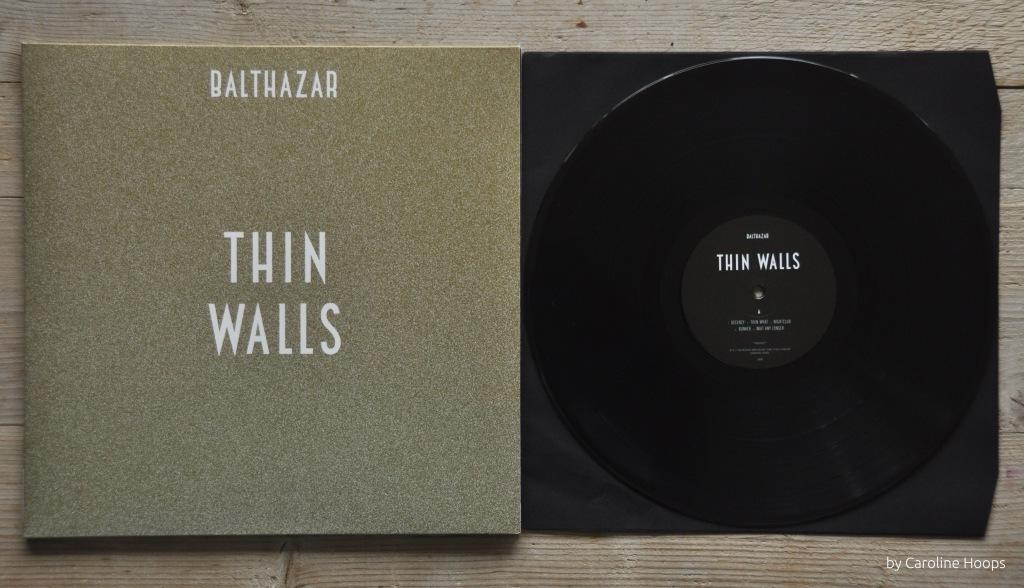 Balthazar Thin Walls Cover Vinyl