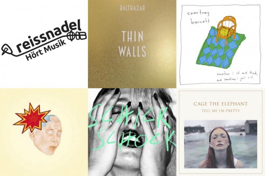 Alben des Jahres 2015 reissnadel.com