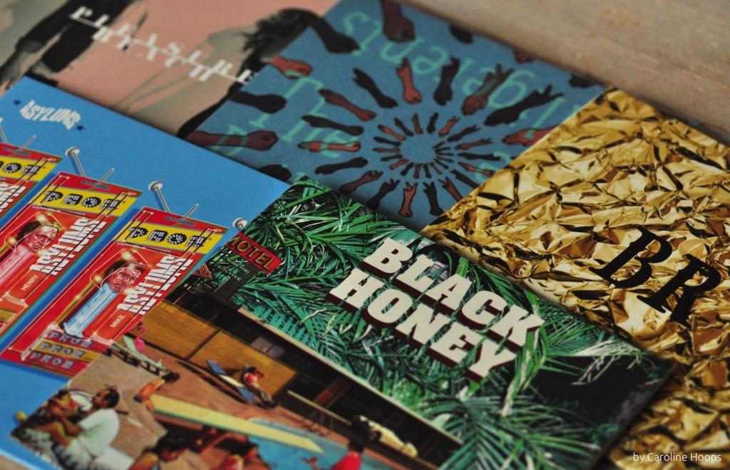 Flying Vinyl Novemberbox Unboxing