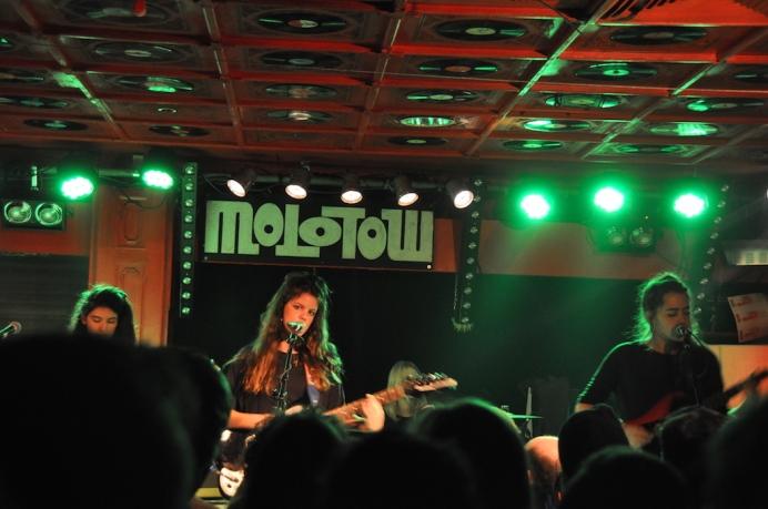 Hinds Live Molotow Hamburg