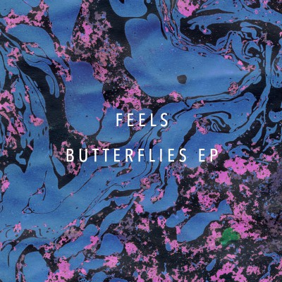 FEELS Butterflies EP Cover