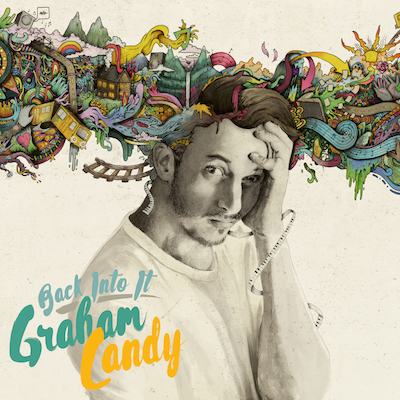 Graham Candy Cover_Back_Into_It