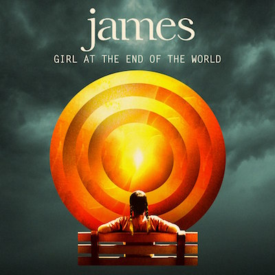 James Girl At The End Of The World Cover