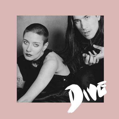 Blondage_Dive Single Cover Rangleklods