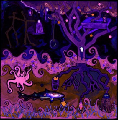 Let's Eat Grandma Eat Shiitake Mushrooms Single