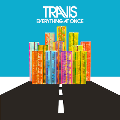 Travis Everything At Once Album Cover