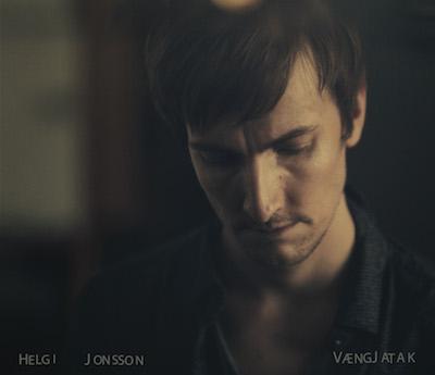 Helgi Jonsson Vaenjatak Album Cover