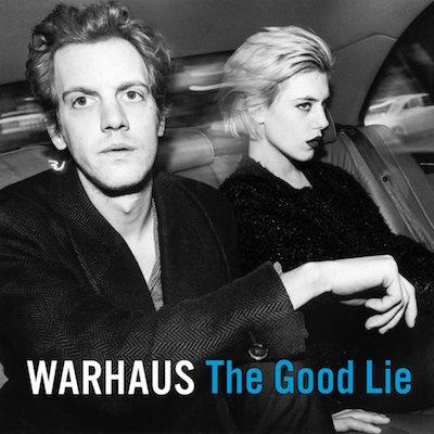Warhaus Maarten Devoldere The Good Lie Single Cover