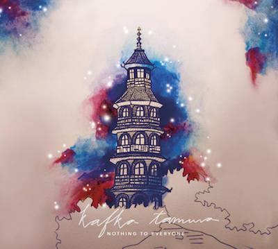 Kafka Tamura_NothingToEveryone_Album Cover