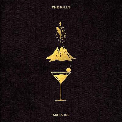The Kills Ash & Ice Album Cover