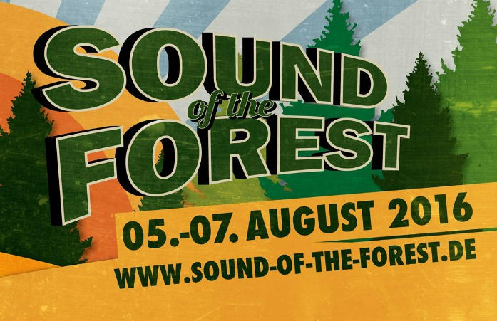 Sound of The Forest 2016 Logo
