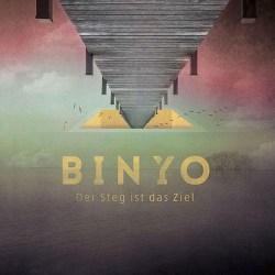 Binyo Der Steg ist das Ziel Album Cover