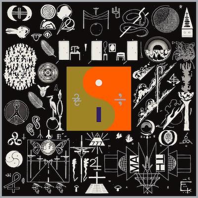 Bon Iver 22, A Million Album Cover