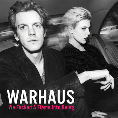 Warhaus We Fucked A Flame Into Being Artwork