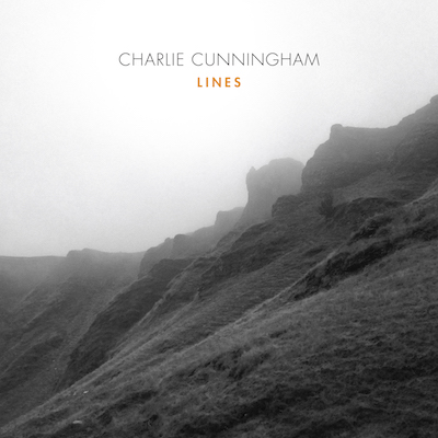 Charlie Cunningham Album LINES Cover